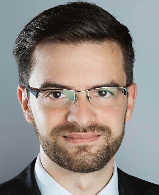 Witold Chomiczewski radca prawny i wspólnik w kancelarii Lubasz i Wspólnicy