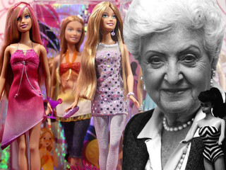 Ruth Handler Barbie