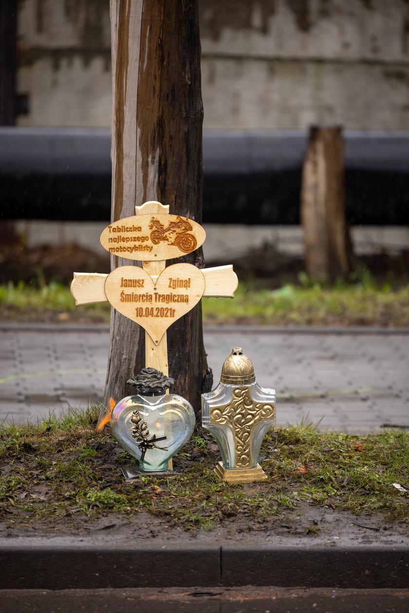 Tragiczna śmierć motocyklisty z Jastrzębia-Zdroju