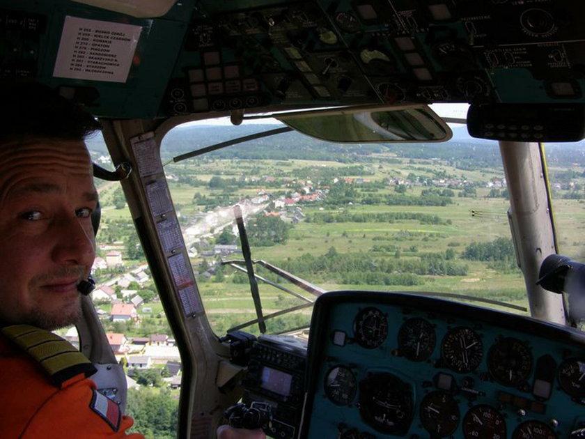 Nie żyje Robert Augustynowicz, pilot TOPR i LPR