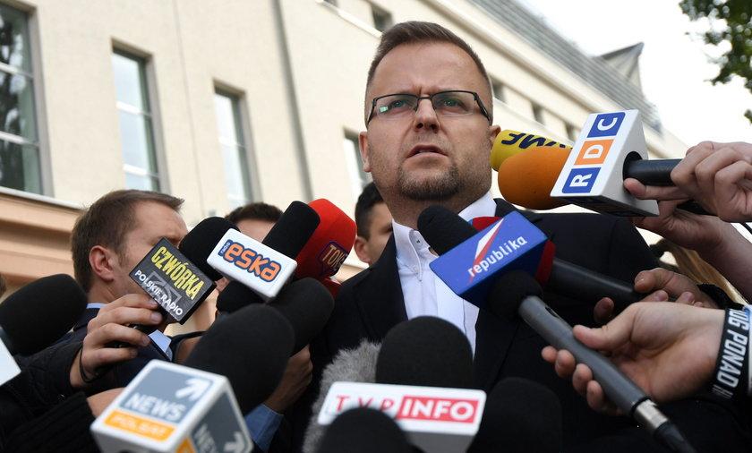 Kontrowersyjny wpis dyrektora Legii ds. mediów