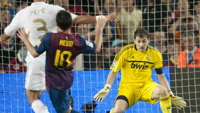 Real kontra Barcelona