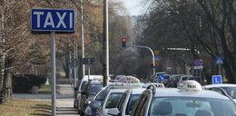 Brak klientów i ostra konkurencja. Taksówkarze uciekają z zawodu!