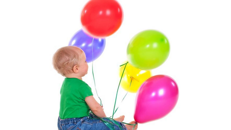 Dziecko w świecie kolorów