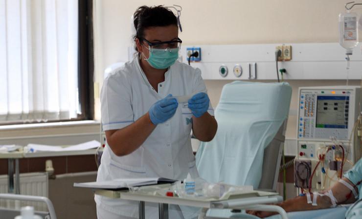 zdravstvo pacijent analiza krvi