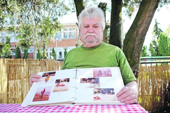 Nekadašnji kapetan jugoslovenskog rečnog brodarstva bio je na porodiljskom šest meseci