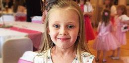 7-latka walczy o życie. Zachorowała po ślubie rodziców