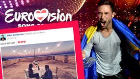 Mans Zelmerlow bierze ślub! Zwycięzca Eurowizji oświadczył się ukochanej