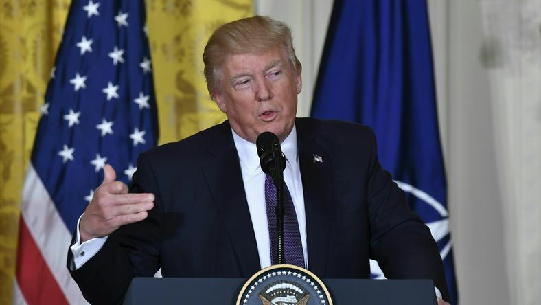 We Wrocławiu Trump ma się pojawić w związku z ze szczytem G20 w Hamburgu