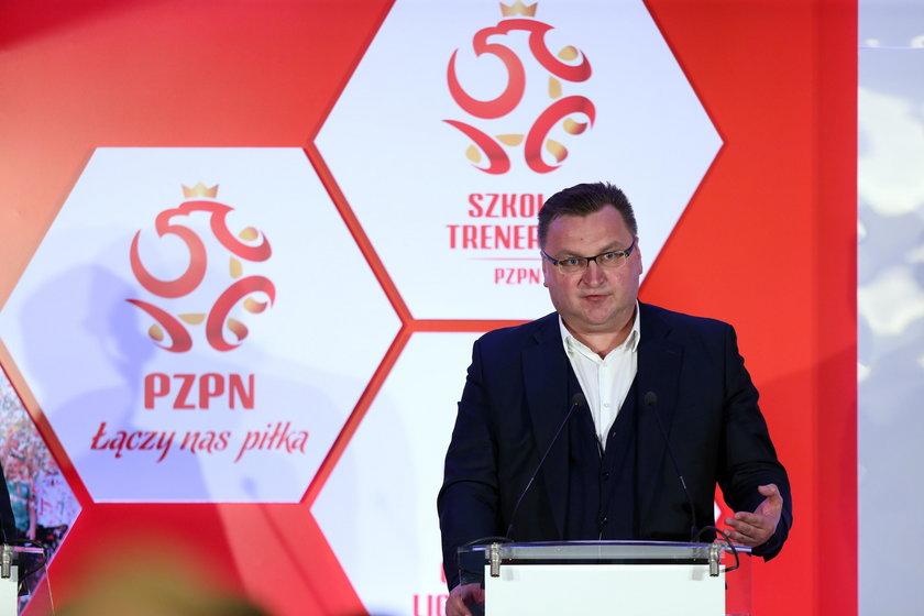 Czesław Michniewicz nowym trenerem reprezentacji Polski do lat 21