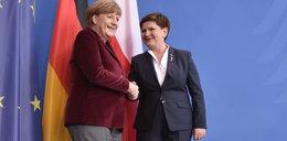 Niemcy ostro o wizycie Szydło: nieczyste zagranie