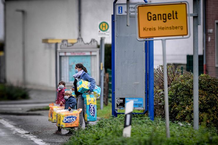 Gengelt, Nemačka