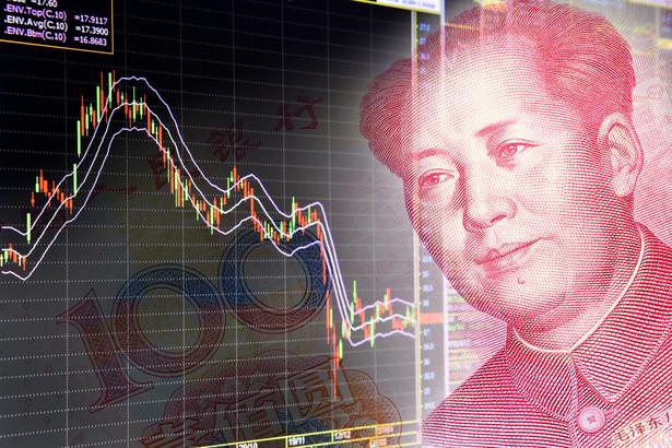 Chiński rynek finansowy zaliczył poważny wstrząs