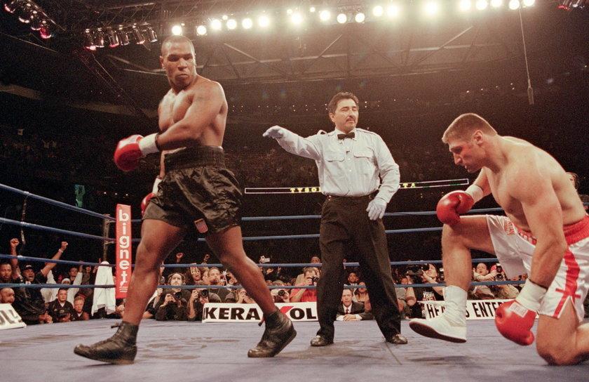 Walka: Gołota - Tyson