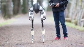 Cassie przyszłością robotów kroczących