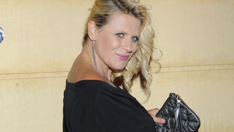 Marysia Sadowska jeszcze w ciąży (fot. mwmedia)