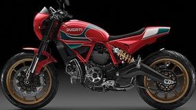 Kolejny specjalny Scrambler Ducati z Tajlandii - Mike Hailwood Edition