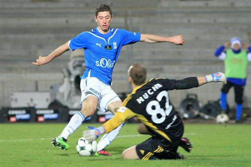 Borussia potwierdza transfer Roberta Lewandowskiego