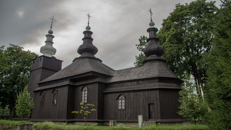 Cerkiew św. Michała Archanioła w Brunarach