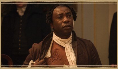 Youssou N'Dour played the role of Olaudah Equiano in the movie Amazing Grace