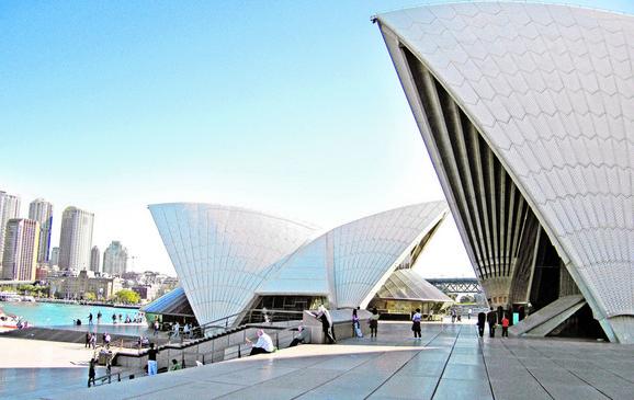 Simbol Australije je Opera u Sidneju