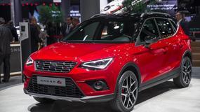 Seat Arona - SUV-y takie jak ten zdobywają rynki