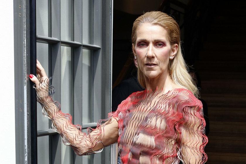 Celine Dion w żałobie. Premier złożył jej kondolencje