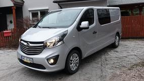 Opel Vivaro 1.6 biturbo – nadaje się nie tylko do firmy   TEST