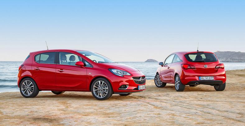 Opel Corsa - Wygodny i nowoczesny | Dane techniczne ...