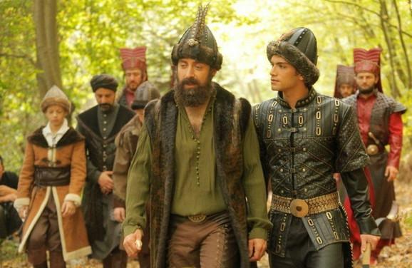 Sulejman sa sinom Mehmetom