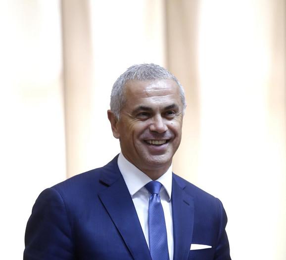 Zvezdan Terzić, generalni direktor Crvene zvezde