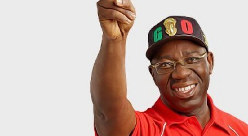 Obaseki wins Edo governorship election, bags another term in office