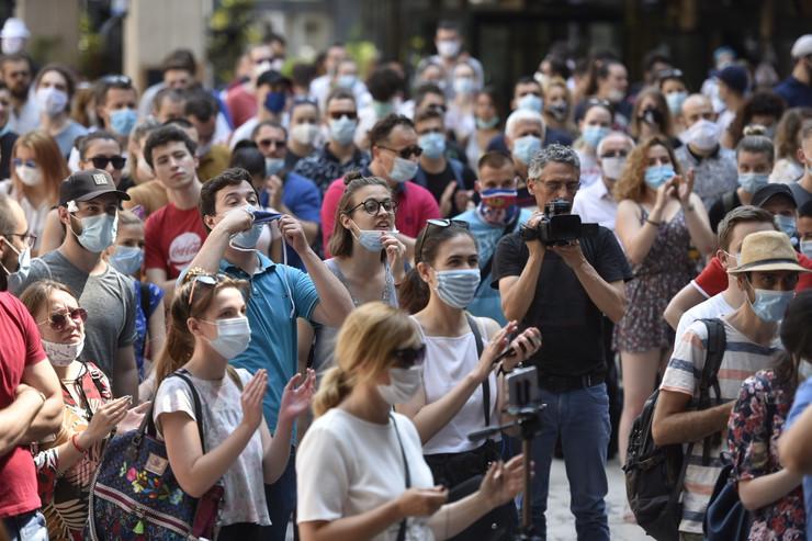 Studenti, protesti