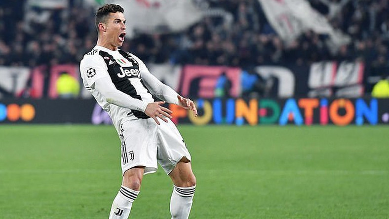 Cristiano Ronaldo comeback performance is voted the best of the week in the Champions League [EPA]