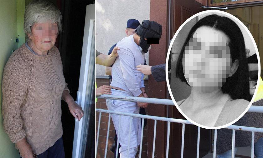 – Mówiłam jej, że to bandzior, żeby trzymała się z dala od niego – mówi pani Barbara, babcia 18-letniej Magdy zamordowanej przez Dawida J.
