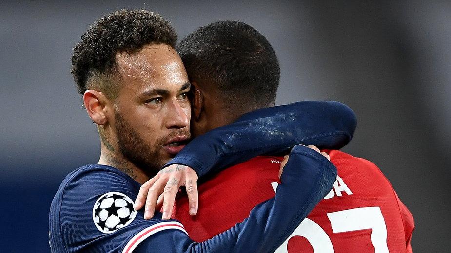 Neymar i David Alaba