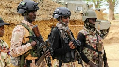 Troops kill over 50 bandits, recover rustled livestock in Zamfara
