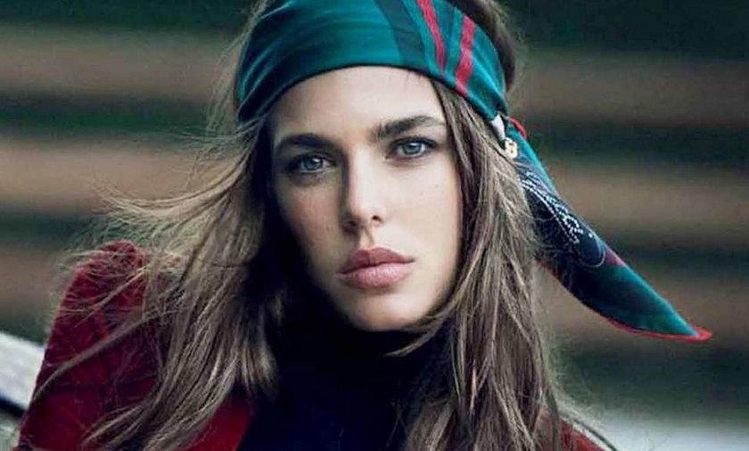 Charlotte Casiraghi twarzą Gucci