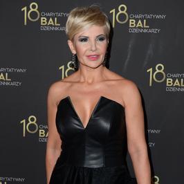 Charytatywny Bal Dziennikarzy: Joanna Racewicz zachwyciła stylizacją