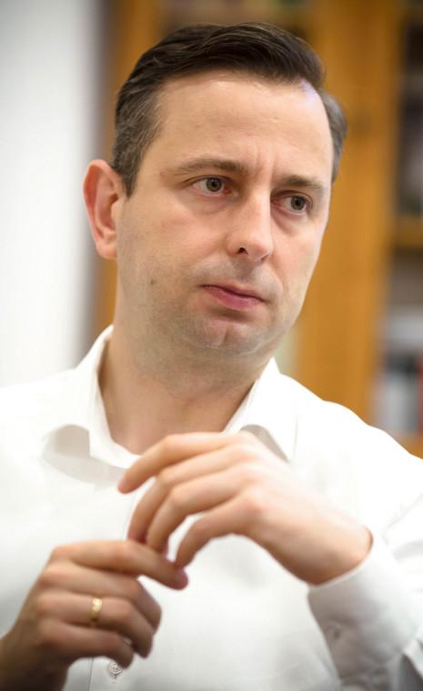 Władysław Kosiniak-Kamysz prezes Polskiego Stronnictwa Ludowego, lekarz, samorządowiec  fot. Wojtek Górski