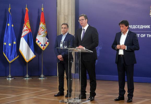 Vučić: Nestali novinar je pronađen, dobro je