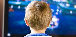 Straszny program w telewizji. Dzieci dostawały po nim padaczki