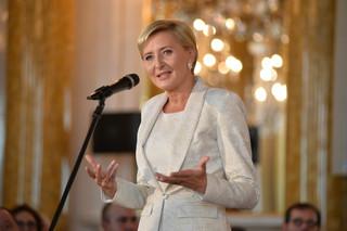 Agata Kornhauser-Duda wśród uhonorowanych Medalem św. Brata Alberta