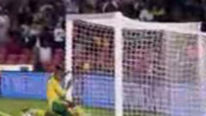 Ten piłkarz nie trafił do bramki z metra!