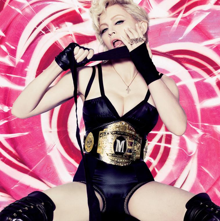 Madonna oszukała czas