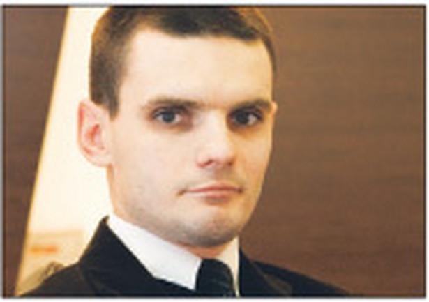 Radosław Maćkowski   doradca podatkowy w zespole VAT w firmie Deloitte