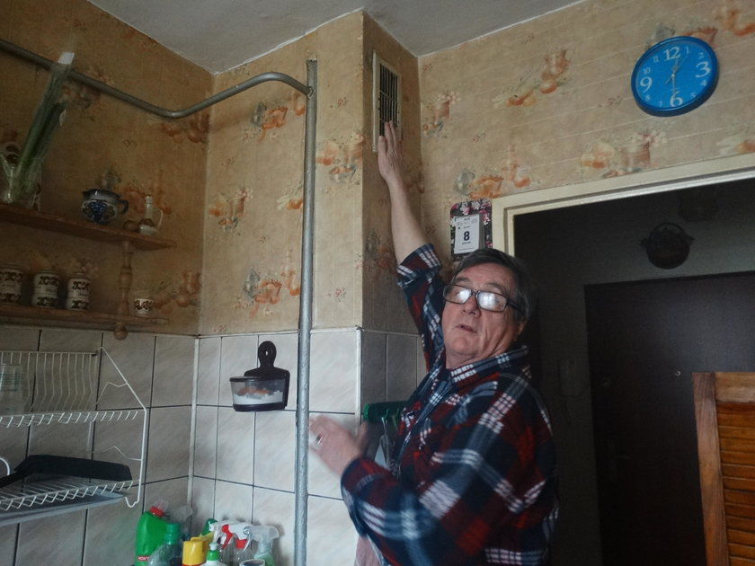 W mieszkaniu nie działa wentylacja