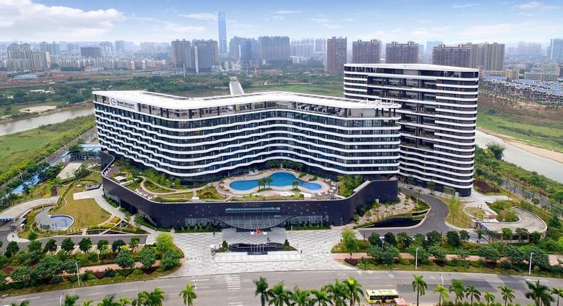 Ethiopian Skylight Five Hotel