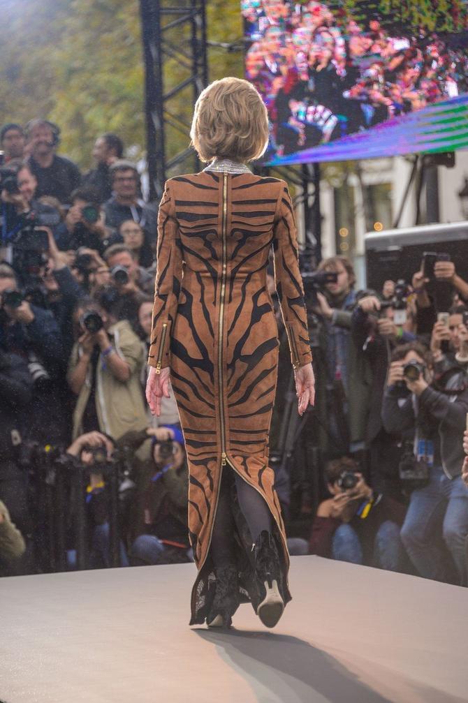 Kakav hod: Džejn Fonda na sceni