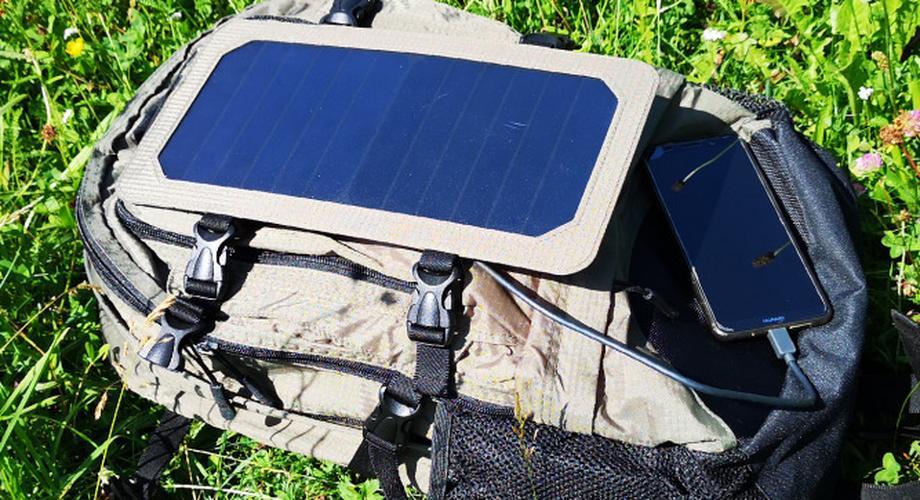 Solarrucksack: Die perfekte Ergänzung zur Powerbank?
